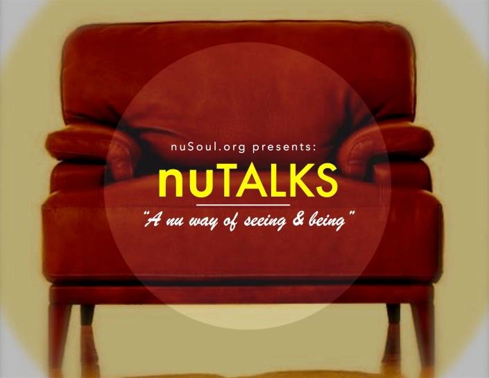 nuTALKS cover